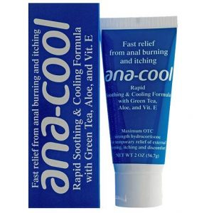 Ana-cool Anti-itchy Hydrocortisone Cream review