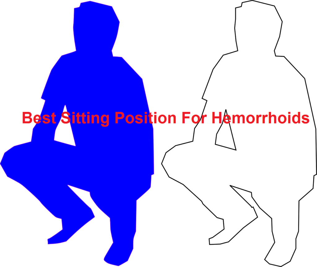 Best Sitting Position For Hemorrhoids
