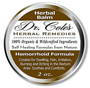 Dr. Cole's Hemorrhoid Treatment review
