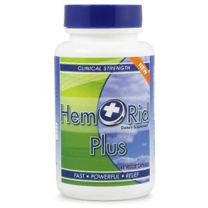 HemRid Plus Hemorrhoid Tablets and Suppositories Review