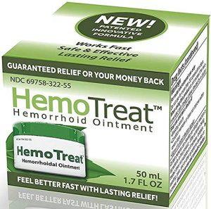 HemoTreat - Hemorrhoid Treatment Cream review