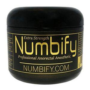 Numb-ify Numbing Gel review