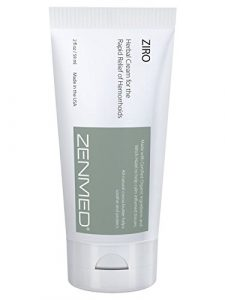 ZenMed Ziro – Natural Hemorrhoid Cream review