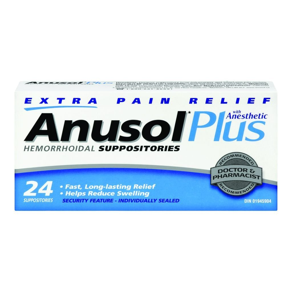 anusol hc suppositories reviews. How to use anusol suppositories, side effects of anusol supposoteries, comparison of anusol suppositories, best hemorrhoid suppositories