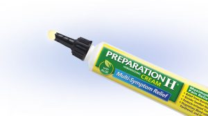 preparation h on internal hemorrhoids